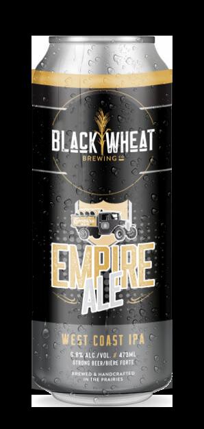 Black Wheat Brewing Co. Empire Ale
