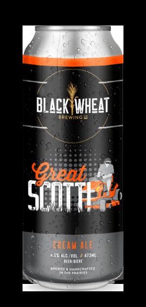 Black Wheat Brewing Co. Great Scott!